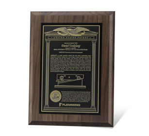 St. Paul Select - Patent Plaques