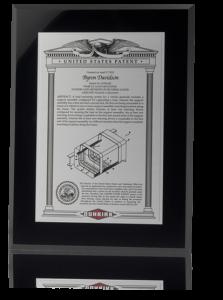Classic Patent Plaque